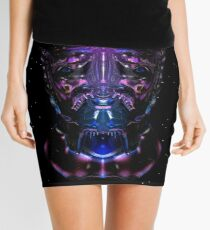 Refractive Thought Mini Skirt