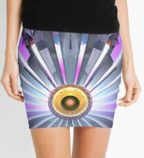 Macroscope II Mini Skirt