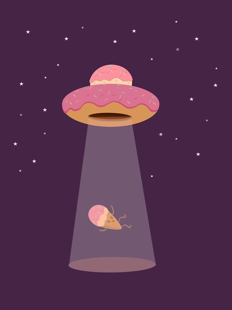 Cute Alien Dessert  by happinessinatee
