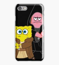 Sponge Wars iPhone Case/Skin