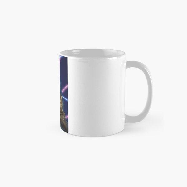 Rodney Cromwell 'Space Cat' Classic Mug