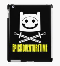Epic Adventure Time iPad Case/Skin