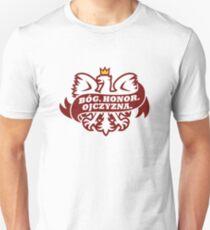 Polish Blood Unisex T-Shirt