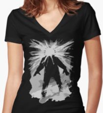 thing Women's Fitted V-Neck T-Shirt