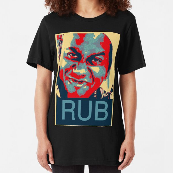 Ainsley Harriott - RUB Slim Fit T-Shirt