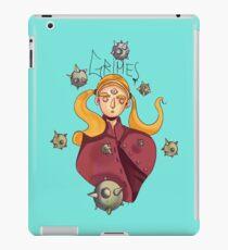 Grimes iPad Case/Skin