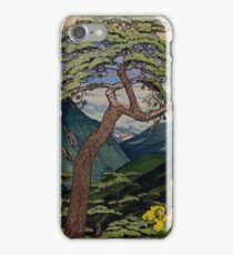 The Downward Climbing iPhone Case/Skin
