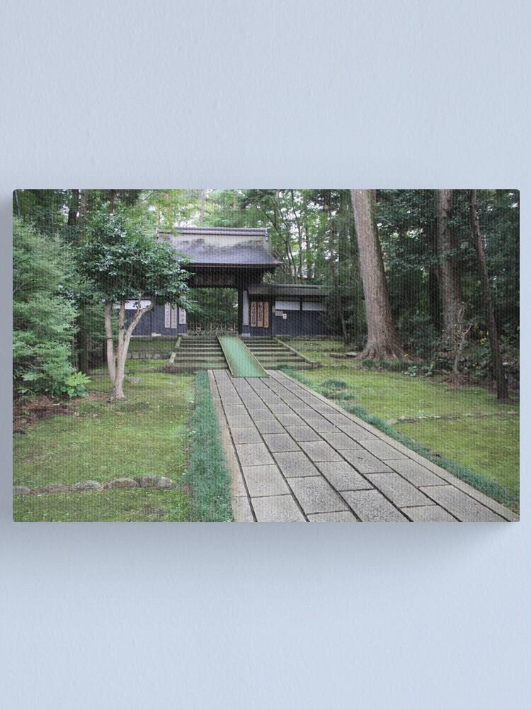 Alternate view of Daijoji Canvas Print