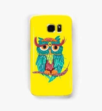 Owl Samsung Galaxy Case/Skin
