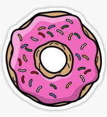PINK donut Sticker
