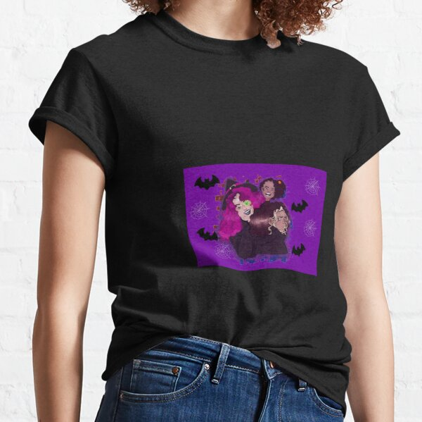 Spooky Ghouls Classic T-Shirt