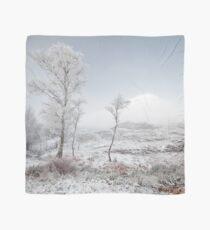 Glen Shiel Misty Winter Trees 2 Scarf