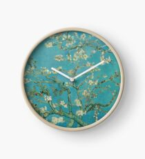 Van Gogh: Almond blossom Clock