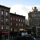 Waverly Place at 6th Avenue in Manhattan, NY by thesunsetkid