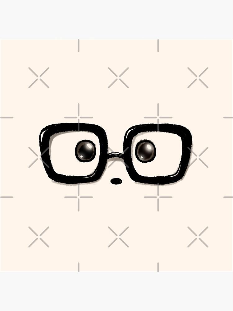 Geek Chic Panda Eyes by PandaNPolarBear