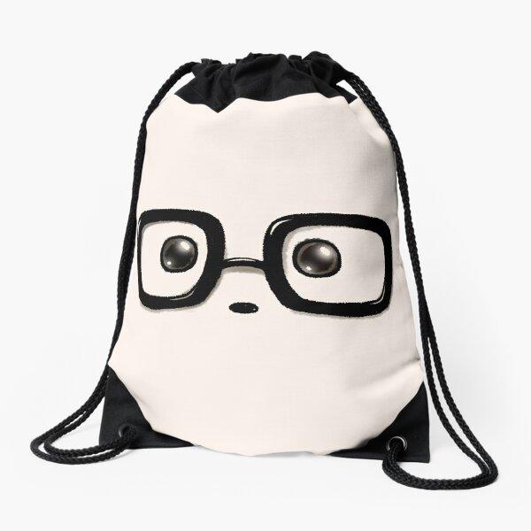 Geek Chic Panda Eyes Sac à cordon