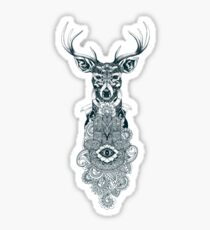 dear deer Sticker