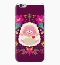 Hedgehog LOVE iPhone Case