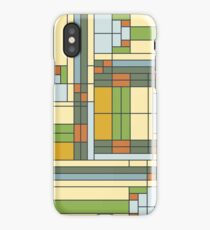 Frank lloyd wright S01 iPhone Case
