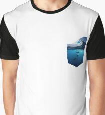 Surf art Graphic T-Shirt