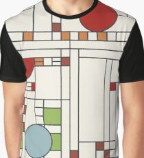 Frank lloyd wright S02 Graphic T-Shirt