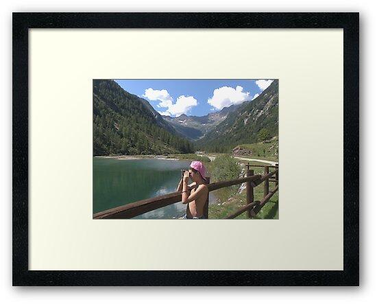THA TELESCOPE ON MOUNT ROSA- ITALY-EUROPA -VETRINA RB EXPLORE 23 OTTOBRE 2012 --- by Guendalyn