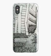 Frank Lloyd Wright: Falling Waters iPhone Case/Skin