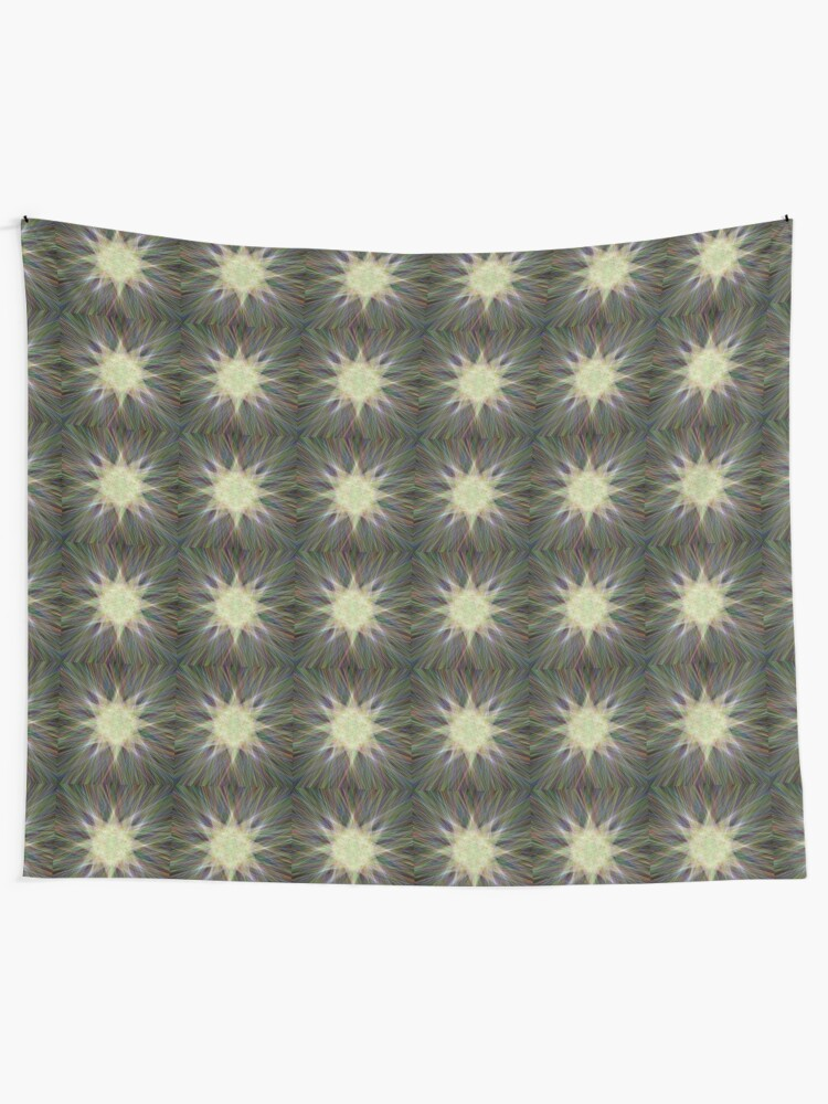 Alternate view of Star, Star, Star! Wall Tapestry