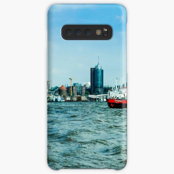 hamburger hafen 01 Samsung Galaxy Snap Case