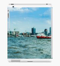 hamburger hafen 01 iPad Case/Skin
