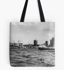 hamburger hafen 02 Tote Bag