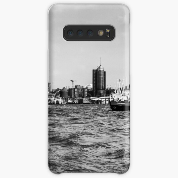 hamburger hafen 02 Samsung Galaxy Snap Case