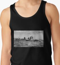 hamburger hafen 02 Tank Top