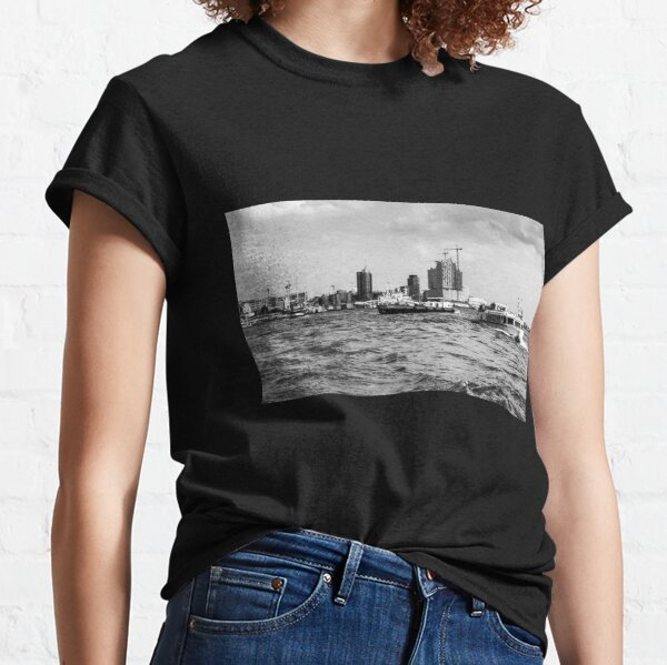 hamburger hafen 02 Classic T-Shirt