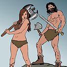 Barbarians by Logan81