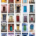 Doors of India by Silvia Tomarchio