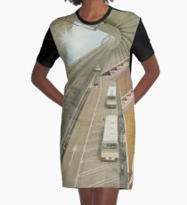 Terminus Graphic T-Shirt Dress