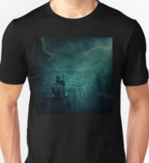 At the edge of Nothing Unisex T-Shirt