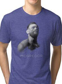 McGregor - Black Cool Tri-blend T-Shirt