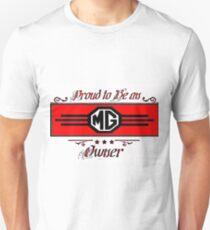 Proud MG Owner Unisex T-Shirt