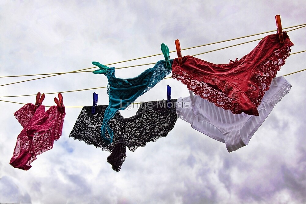 Pants by Lynne Morris