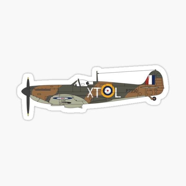 Supermarine Spitfire Mk.II  Sticker