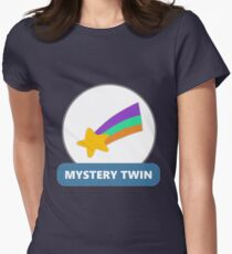 Mystery Twin #2 (Mabel Pines) Women's Fitted T-Shirt