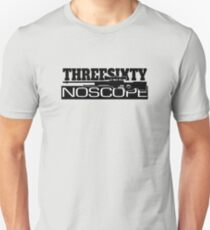 CounterStrike 360 NoScope AWP Slim Fit T-Shirt