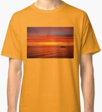 Lonely little island of the Aegean Classic T-Shirt