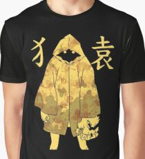Monogatari - Suruga Affe (gebeizt) Grafik T-Shirt