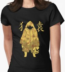 Monogatari - Suruga Monkey (stained) Women's Fitted T-Shirt