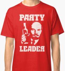 Lenin Party Leader Classic T-Shirt