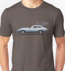 The 1965 E-Type Unisex T-Shirt