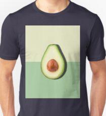 Avocado Half Slice Tropical Fruit T-Shirt